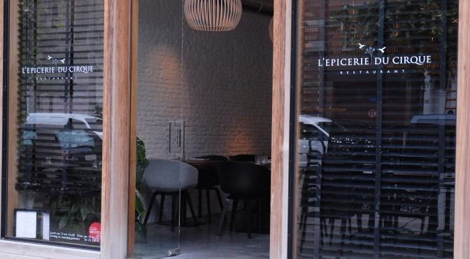 l' Epicerie du Cirque*,GM 13, Antwerpen
