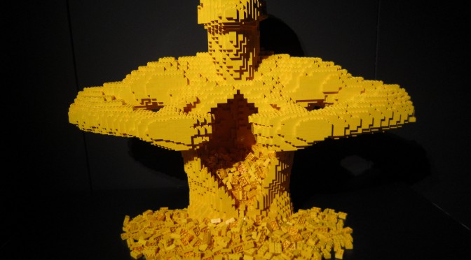 Oostende – The Art of The Brick – Nathan Sawaya
