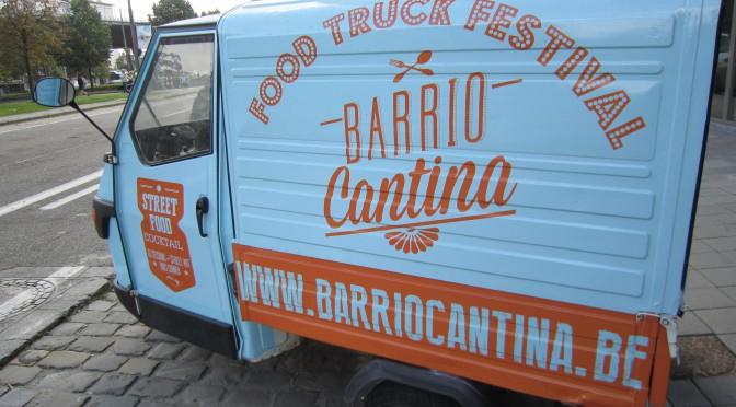 Impression: Food Truck Festival, Gent