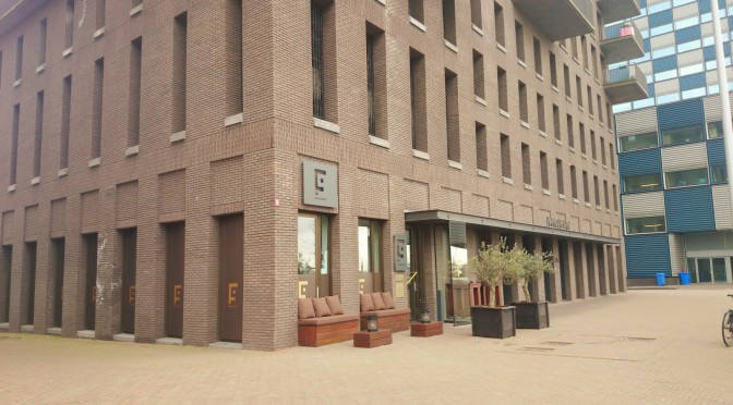 FG restaurant**, GM 17.5 , Rotterdam, Nederland