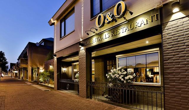 Restaurant O en O, GM 13, Sint-Willebrord, Nederland