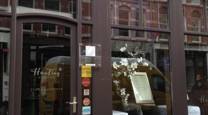 Hanting Cuisine*, GM 16, Den Haag, Nederland