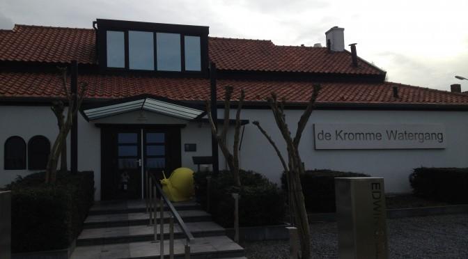 Kromme watergang **, GM 18.5 , Hoofdplaat (Zeeland, Nederland)